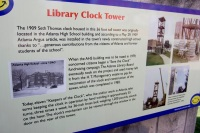 Atlanta Town Clock 2010 by Matthew Comer 006