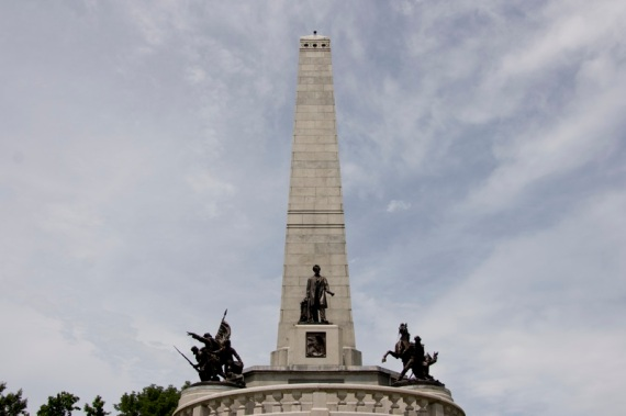 Lincoln Tomb 2010 by Matthew Comer 008