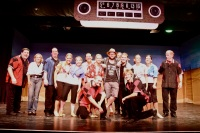 Matthew & Route 66 Musical Review 12